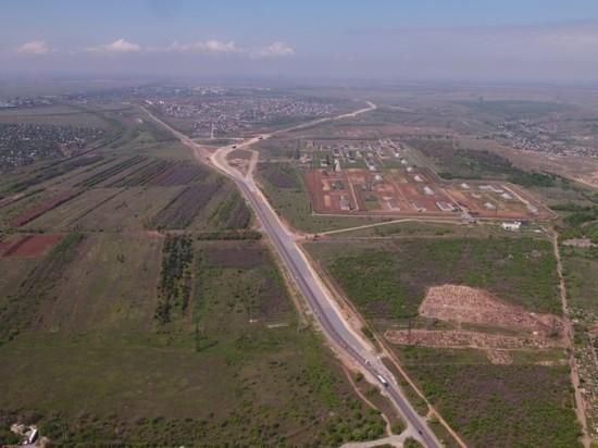 Движение в обход поселка Горьковского запустят в 2021 году