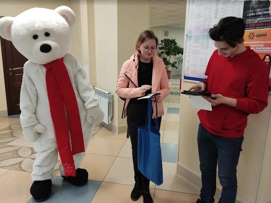 Это показал уличный опрос, проведенный Проектным офисом развития Арктики по случаю Дня эколога.