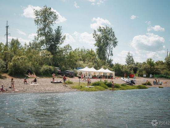 В Кузбассе появятся дополнительные места отдыха у воды