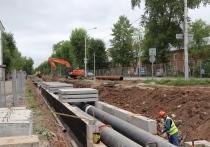 «Т Плюс» обновит 465 метров тепломагистрали на улице Лодыгина в Перми