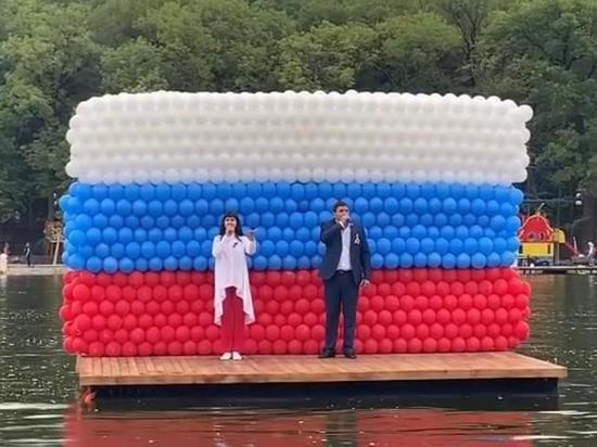 Жители и гости Железноводска отправят самый большой привет всей России