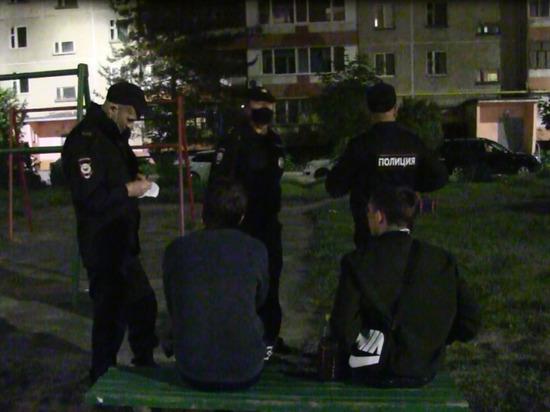 В Марий Эл 17 подростков задержаны за пребывание на улице ночью