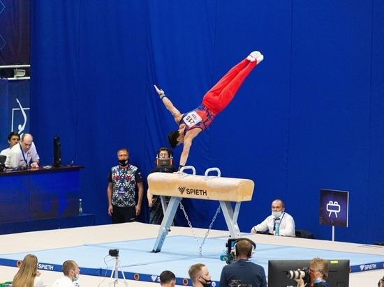 Кубок России по спортивной гимнастике стартовал в Новосибирске