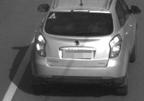 Удивительный штраф пришел московской автоледи