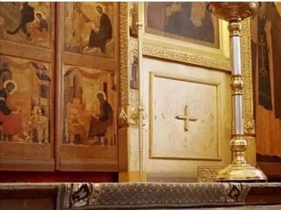 Два открытия сделали специалисты при реставрации башни Псково-Печорского монастыря