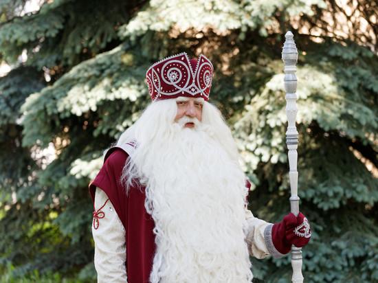 В Пскове появится спортивная резиденция Деда Мороза
