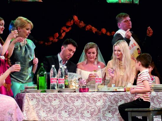 Ставропольский театр драмы приглашает на свадьбу всем двором