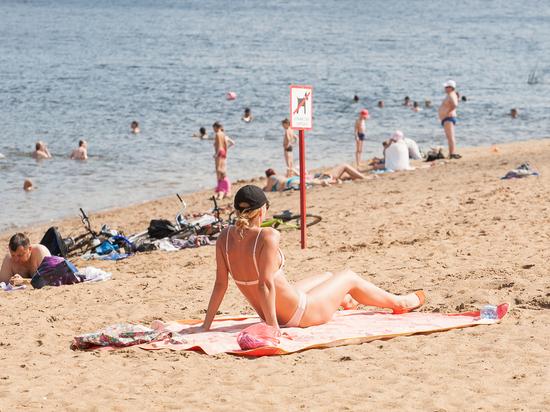 Безопасные пляжи Псковской области назвал Роспотребнадзор