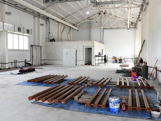 Срок сдачи водоочистной станции в Чите перенесли на сентябрь
