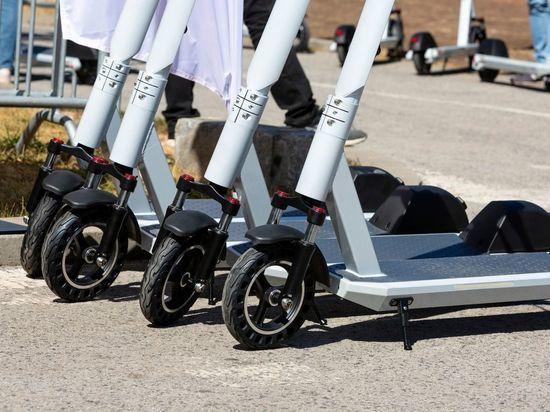 Не тяжелее 35 кг: Минтранс хочет ввести ограничение для электросамокатов