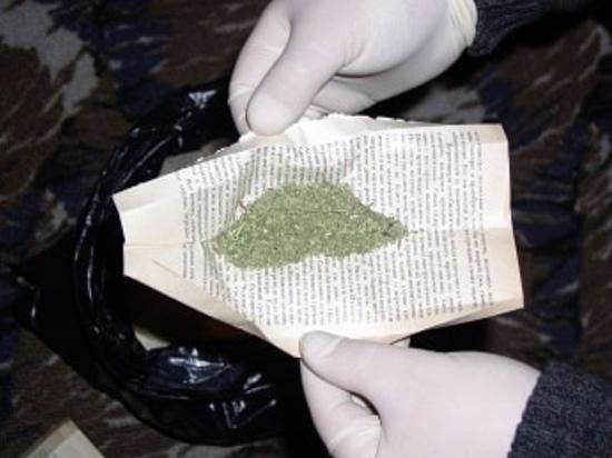 Жителей Калмыкии задержали за хранение наркотических веществ