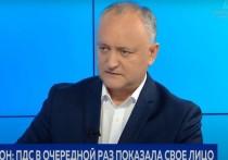 Додон: Молдова рискует превратиться в банановую республику