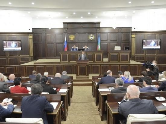 Новые законы о поддержке семей приняли в Карачаево-Черкесии
