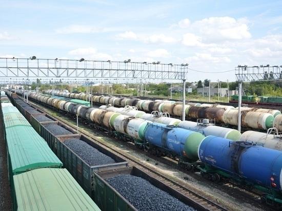 Погрузка на железной дороге в Волгоградской области превысила 5,9 млн тонн