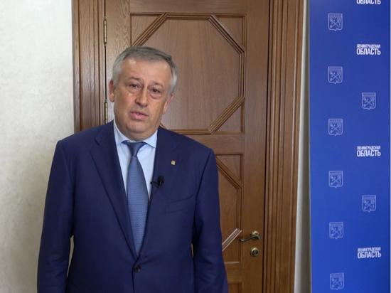 Дрозденко объяснил введение режима повышенной готовности в Ленобласти