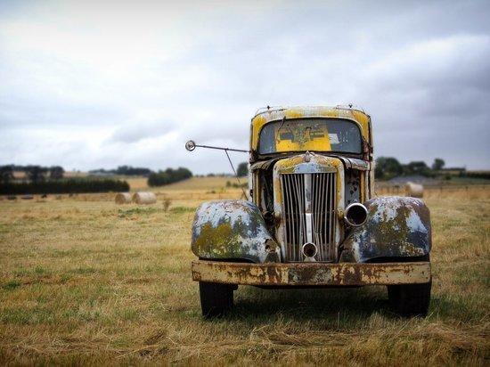 В Кировской области продают арестованные грузовые автомобили