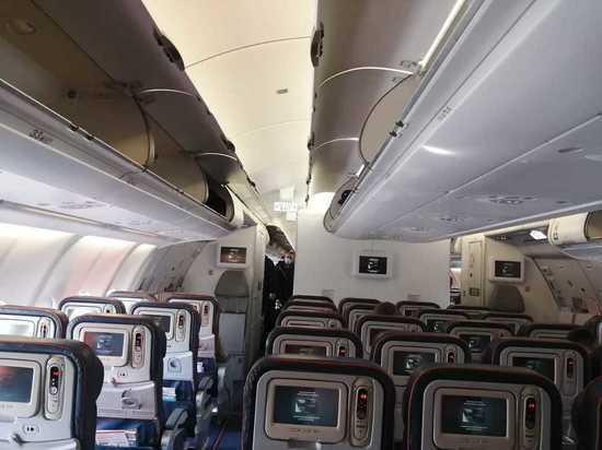 В Хабаровске экстренно сел самолет, летевший в Китай