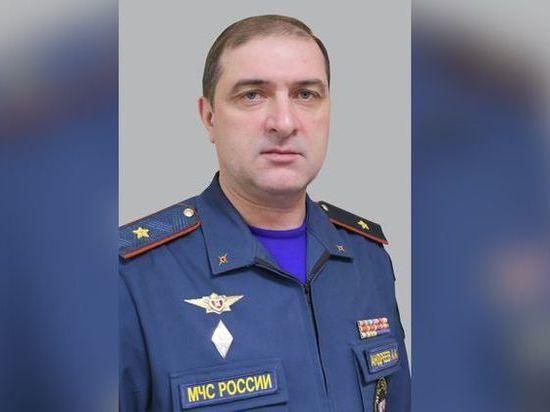 Новым начальником ГУ МЧС по Томской области назначен Андрей Андреев