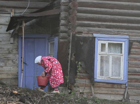 600 человек под Уфой, лишенные воды и электричества, рассчитывают на божью помощь