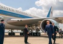 Появилась информация, на чем Байден может прилететь на встречу к Путину