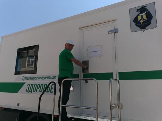 Больше полутора тысяч жителей Хабаровского района посетили врачей поезда «Здоровье»