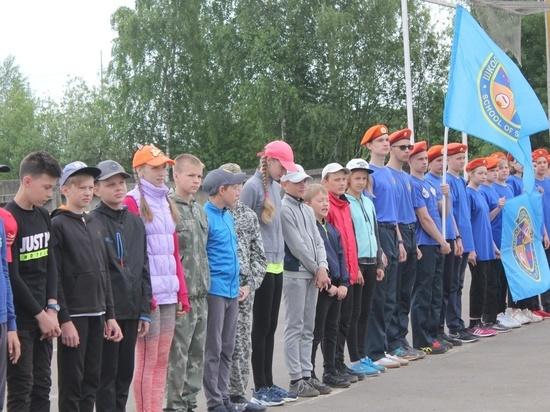 Сегодня в Костроме завершаются региональные соревнования школьников «Школа безопасности»