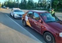 Восемь таксистов оштрафовали в Петрозаводске в первый день рейда