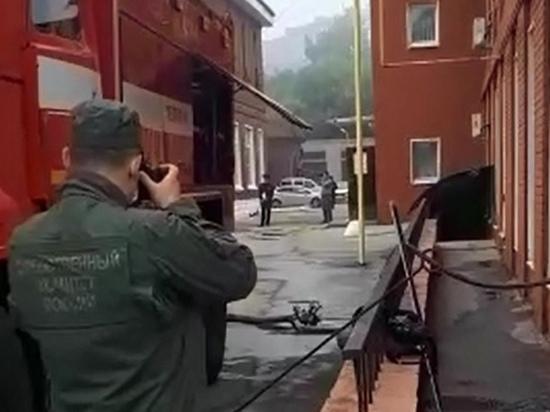 СК возбудил дело после пожара в реанимационном отделении больницы в Рязани