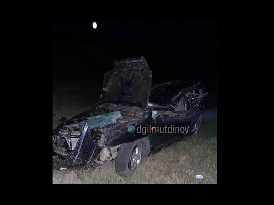 39-летний автомобилист из Башкирии погиб, вылетев в кювет