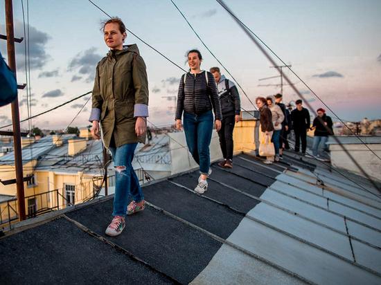 В Рыбинске туристам предлагают новый маршрут «прогулки по крышам»