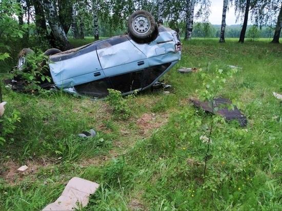 Водитель без прав погиб в ДТП на дороге в районе Марий Эл