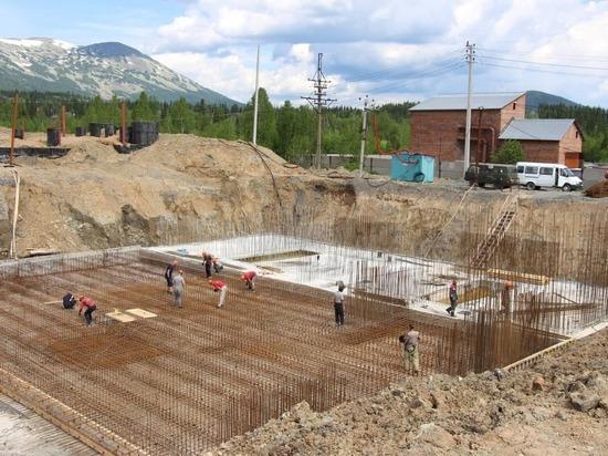В Шерегеше стартовал основной этап реконструкции очистных сооружений