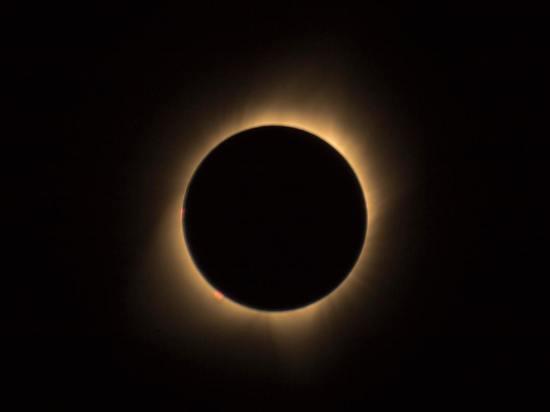 10 июня в России будет видно кольцеобразное солнечное затмение