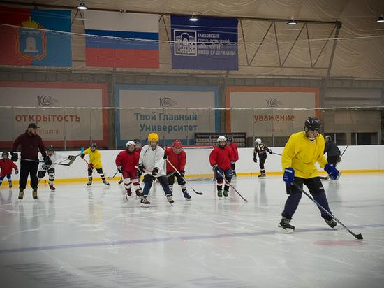 Юные хоккеисты Котовска смогут тренироваться на льду круглый год