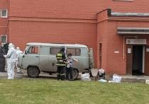 Что известно о пожаре в рязанской Областной клинической больнице имени Семашко