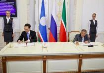 Правительства Якутии и Татарстана заключили соглашение о сотрудничестве в экономической, культурной, социальной и других сферах