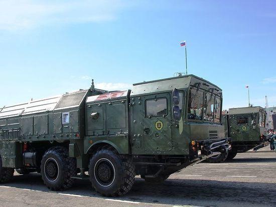 Расчеты «Искандер-М» отправили из Забайкалья в Астраханскую область на учения