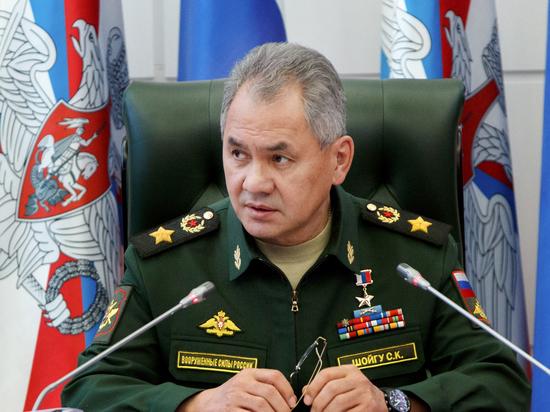 Министр обороны РФ приехал в Тверь