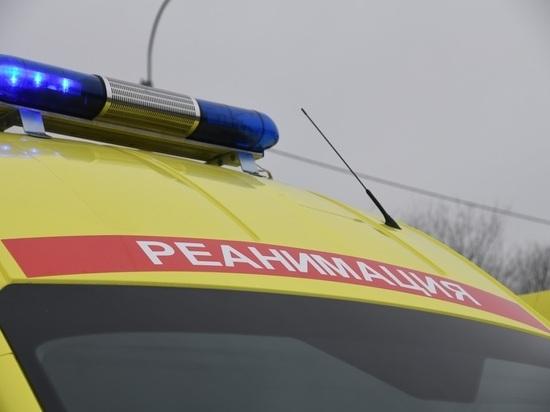 В Астрахани мальчик упал с недостроенного здания