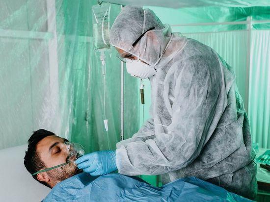 Заболеваемость коронавирусом в Петербурге вновь показала рост