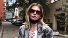 Пострадавшая от рук блогера Мелстроя явилась в суд: видео