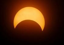 Калужанам рассказали, как реагировать на кольцеобразное затмение Солнца
