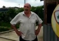 Житель Адлера Вартан Кочьян, открывший огонь по судебным приставам, приехавшим к нему по поводу судебного решения о сносе, объяснил свои мотивы