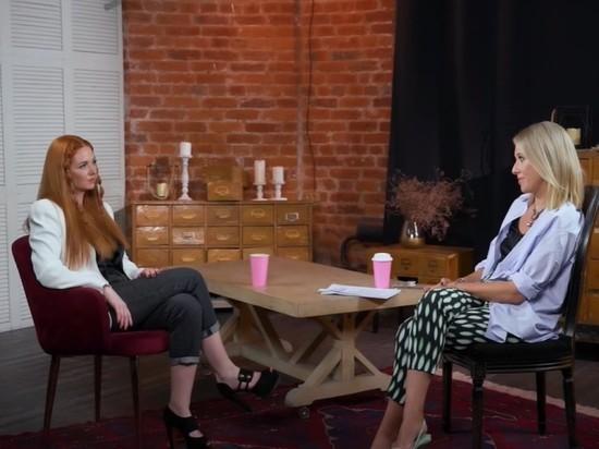 Ксения Собчак упомянула Псков в интервью с экс-группой «Тату»