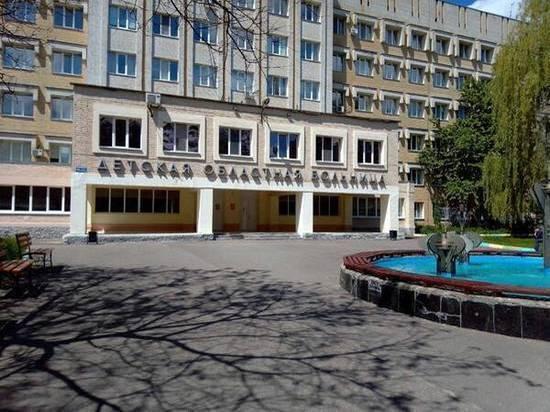 Для детской областной больницы в Брянске построят новый корпус