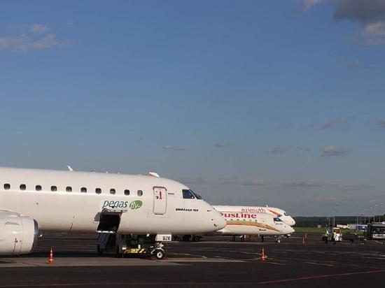 Аэропорт Калуга установил рекорд по количеству обслуживаемых в день рейсов
