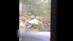 Появилось видео застрелившего двоих приставов жителя Сочи