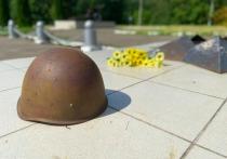 Останки найденного в Тульской области бойца ВОВ захоронили в родном селе