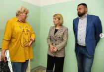 Почти сорок подъездов уже отремонтировано в Серпухове по программе этого года