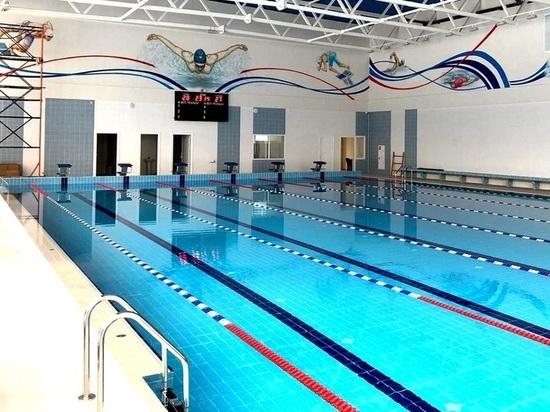 Новый бассейн в Серпухове не будет работать две недели